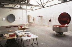 ANISH KAPOOR Studio 2000