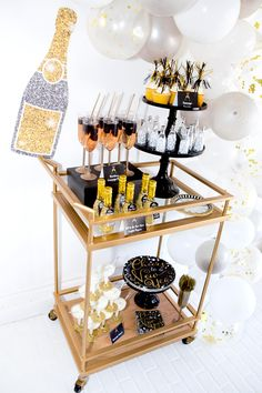 new years eve party ideas and decorations