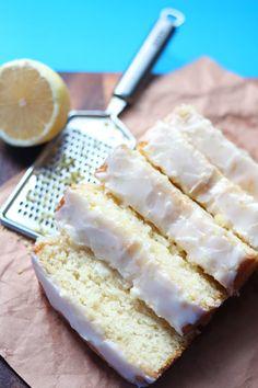 Easy Vegan Lemon Loaf - Sweet Like Cocoa