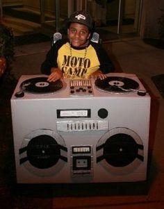DJ Rock & Roll: Halloween For Special Needs Children (Wheelchair costumes)