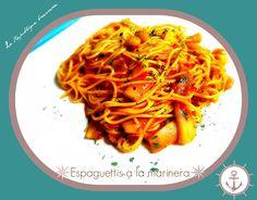 Espaguetti a la marinera