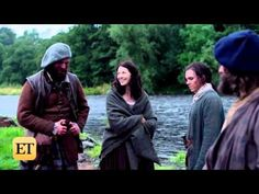 Outlander ~ Bloopers from Season 1 - YouTube