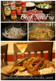 Quick and Easy Beef Stir Fry #Recipe