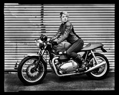 Cafe Racer Women | 10 Reasons You Should Date a Motorcyclist | HuffPost