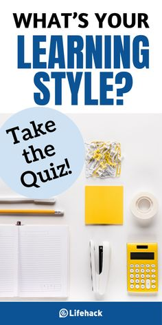What's your learning style? Take the assessment and find out how to use your personal learning style to learn anything faster! #learning #skillbuilding #education Motivation Psychology, Study Motivation, Learning Websites, Learning Styles, Motivational Quotes For Students, Motivational Speeches, Entrepreneur, Effective Communication Skills, Work Relationships