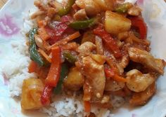 Pork, Chinese, Cook Books, Meals, Chicken, Cooking, Ethnic Recipes, Sweet, Cooking Recipes