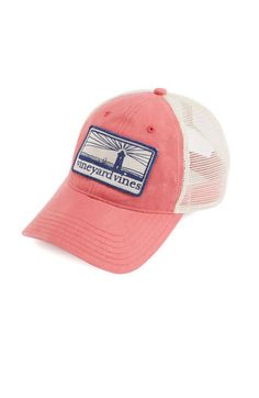 Top off your look with men s baseball hats and mesh hats from vineyard vines.  These preppy hats are great for any sunny day. c9bb8e6a9f34