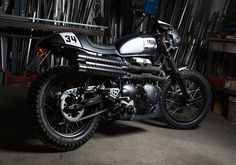 Mr Kevin - Tamarit Motorcycles