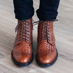 Saint Boots from @taft ...absolutely amazing...love the texture! #texture #boots #footwear #menswear #mensstyle