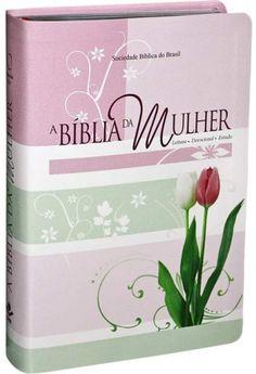 Foto principal do produto RA067BMRA2 - A Bíblia da Mulher - Novo Formato - Tulipa