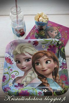 Frozen synttärit / Frozen birthday