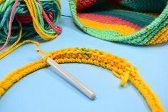 Crochet Cat Sack Hideaway ⋆ Dream a Little Bigger Crochet Boot Cuffs, Crochet Boots, Knit Crochet, Reborn Dolls, Reborn Babies, Baby Dolls, Knitted Headband, Crochet Headbands, Cat Pattern