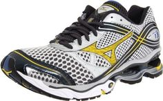 Mizuno Men's Wave Creation 13 Running Shoe,Silver/Cyber Yellow/Indigo Blue,10 D US  Mizuno , http://www.amazon.com/dp/B005CKG5X4/ref=cm_sw_r_pi_dp_BB7Fpb12XQFKF