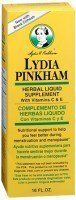 Lydia Pinkham Herbal Liquid Supplement 16 oz -- Find out more about the great product at the image link.