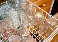 Le résultat des pastilles lave-vaisselle parle pour lui-même !