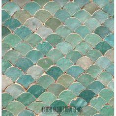 9 moroccan pool tiles ideas fish