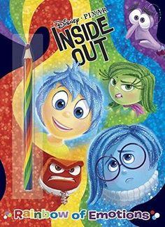 Rainbow of Emotions Disney-Pixar Inside Out Color Plus Rainbow Pencil