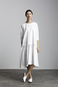 In The Shadows dress by kowtow