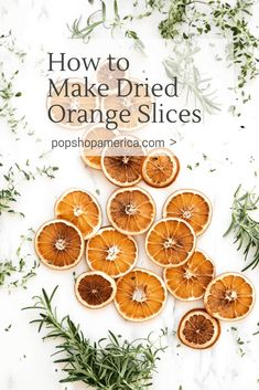 There's nothing better than the smell of dried oranges during the Christmas. They are perfect for garlands or hanging on the Christmas tree. You can even use them for potpourri or gifting! So here's the steps how to dry the oranges in the oven! Dried Orange Slices, Dried Oranges, Dried Fruit, Fresh Fruit, Christmas Crafts, Christmas Decorations, Christmas Flatlay, Christmas Trends, Christmas Flowers