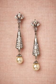 { spire earrings bhldn - roaring 20s }