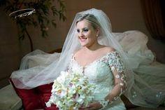 Nossa linda noiva Carol! Março de 2016