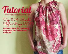 Amazing Sewing Patterns Clone Your Clothes Ideas. Enchanting Sewing Patterns Clone Your Clothes Ideas. Sewing Patterns Free, Free Sewing, Sewing Tutorials, Fashion Sewing, Diy Fashion, Blouse Tutorial, Diy Clothes Design, Sewing Blouses, Make Your Own Clothes