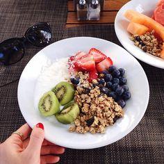 parfait breakfast | instagram | breakfast criminals