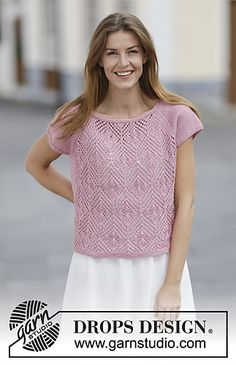 Free pattern on Ravelry Summer Chic