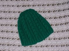 Hand Knitted Gents Hat   Also suitable for by WelshWitchKnitting, £22.00