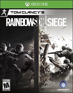 Tom Clancy& Rainbow Six Siege - Xbox One Ubisoft Tom Clancy's Rainbow Six, Jeux Xbox One, Xbox One Games, Ps4 Games, Games Consoles, Playstation Games, Wii, Best Practice, Call Of Duty