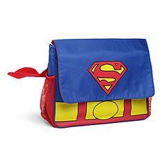 ThinkGeek :: Superman Diaper Bag