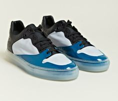 Balenciaga Patchwork Low-top Sneakers
