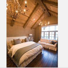 DREAM BEDROOM (So homey!!)