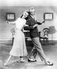 #Fred Astaire #Vera-Ellen