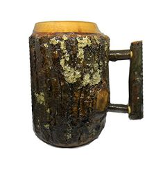 "Lathe Turned ""Bark-On"" Wooden Tankard, Coffee Mug Kentuck... https://www.amazon.com/dp/B01CFB9NJK/ref=cm_sw_r_pi_dp_x_jjWOAbD5QX77A"