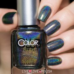 Color Club Beyond Nail Polish (Halo Hues Collection) | Live Love Polish……. Ordered it…. Can't wait to get it !!!!
