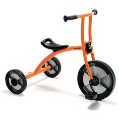 Winther Circleline  Large Trike - A new, modern, heavy duty trike for fun and motor skill development in the playground.