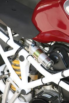 Radical Ducati S.L.: MORCUERA RACER by Radical Ducati (2012)