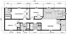Pine Grove Homes - Floorplan Detail - G-135
