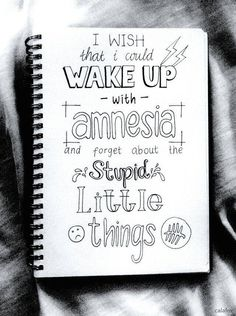 Amnesia ♫♪ -5SOS ♥