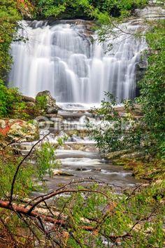 Meigs Falls, Great Smokey Mountains National Park, USA