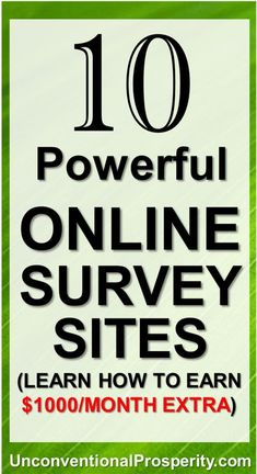 I love these paid survey sites they are so easy to make money online - you have to click through and try them if you are looking for ways to make more money online TODAY! Ways To Earn Money, Make Money Blogging, Make Money From Home, Way To Make Money, Money Tips, Money Hacks, Money Fast, Online Survey Sites, Survey Sites That Pay