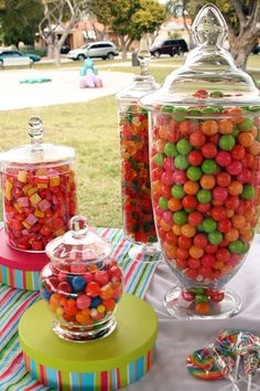 candy station (different colors though)