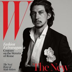 Adam Driver. That face.