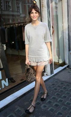 ALEXA CHUNG: STYLE ICON OF THE WEEK ~ STYLE MEMOIRS