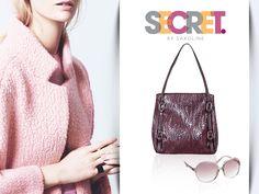 Conoce más carteras y accesorios Secret en www.carterasecret.cl Bags, Fashion, Purses, Winter, Accessories, Fashion Styles, Totes, Lv Bags, Hand Bags