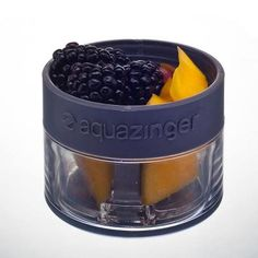zing anything - Blackberry and melon