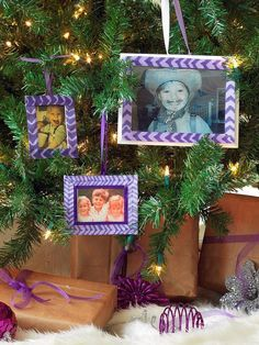 Christmas ornaments in memory of my husband Randall on Pinterest ...
