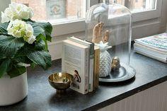 amandinca - Inredningstisdag: Att dekorera en fönsterbräda