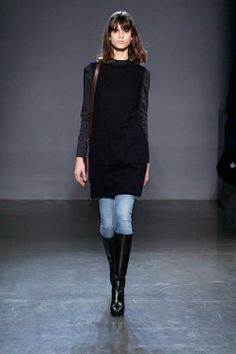 Victoria by Victoria Beckham New York Fashion Week collection ...beyond awesome.  love it!